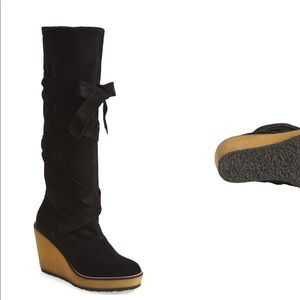 'Avane' Wedge Boot by ROBERT CLERGERIE